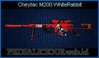 Cheytac M200 WhiteRabbit