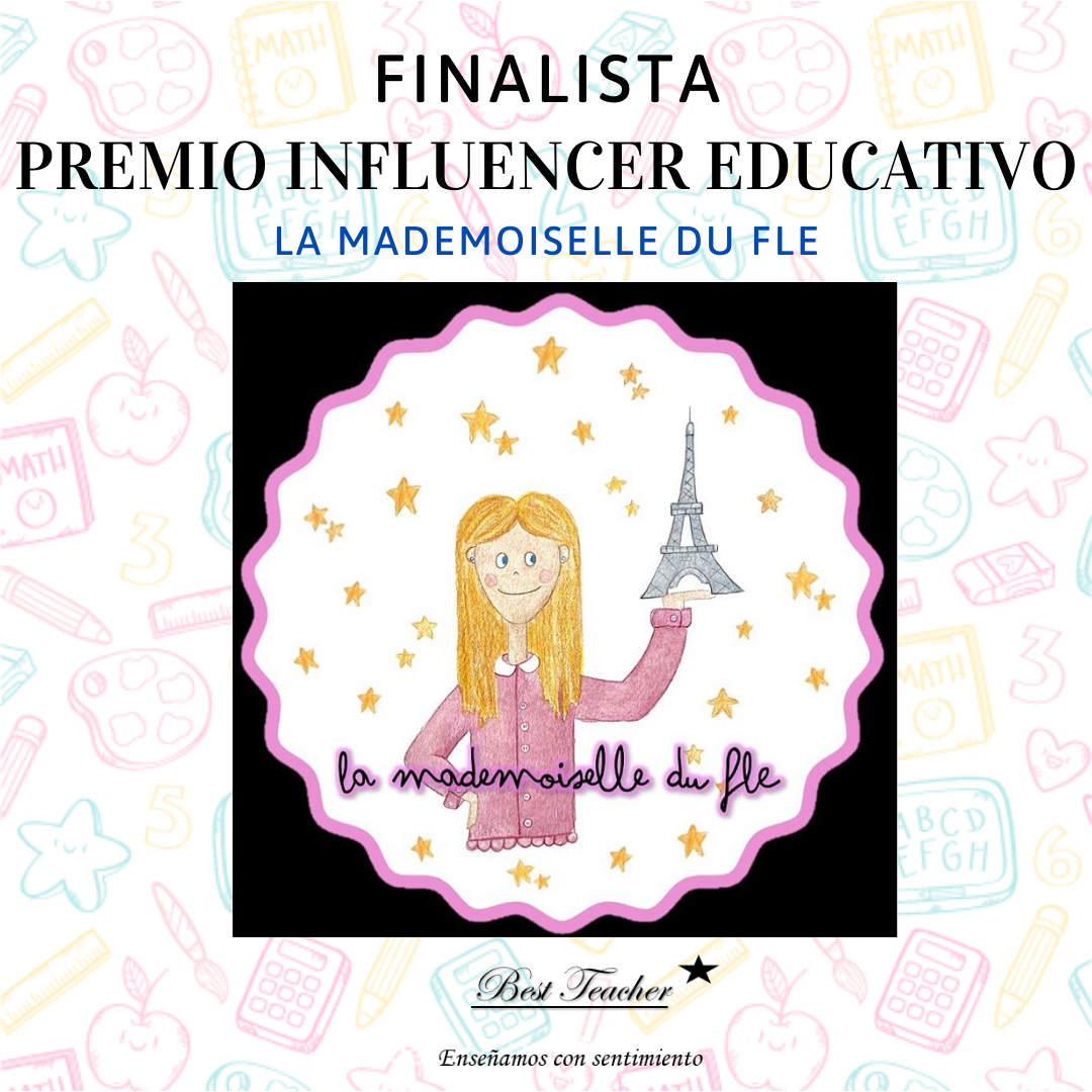 Finalista Premio Influencer Educativo 2020
