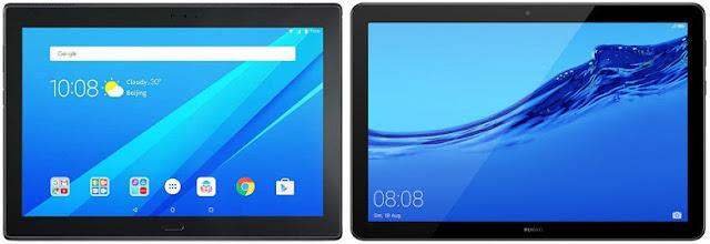 Comparativa tablets Android 10,1 pulgadas de 200 euros