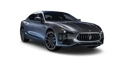 مازيراتي جيبلي 2021. Maserati Ghibli Hybrid 2021