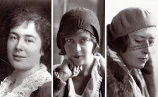 Zofia, Magdalena, Maria Kossakówny - fot www.gosc.pl