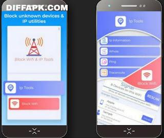 Block WiFi & IP Tools Apk v1.2 [Premium]