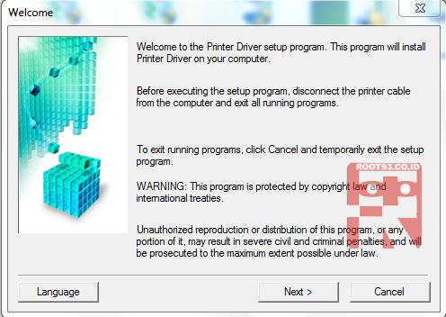 Instalasi Dan Konfigurasi Canon Pixma G1000 Root93 Co Id Computer Networking Web Programming