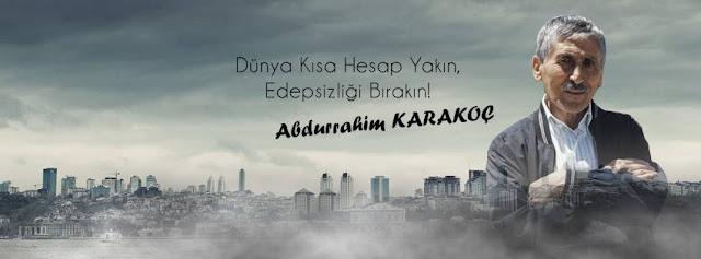 şehir, şehir görünümü, şehir süliet, istanbul, Abdurrahim Karakoç, şair