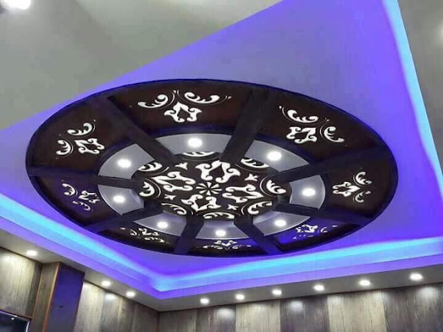 Decoration platre plafond 2018