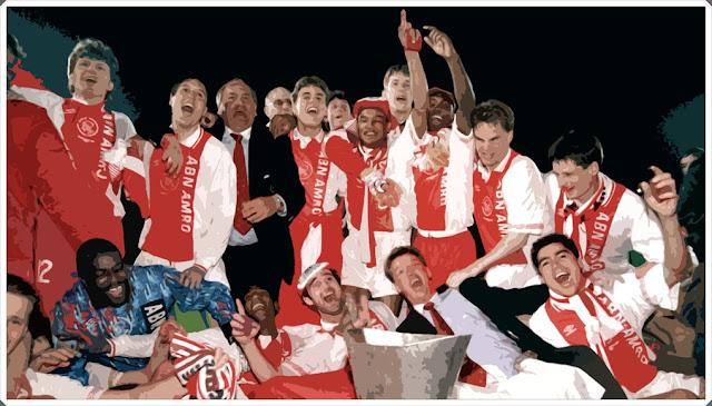 Ajax UEFA CUP