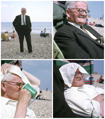 Southsea 1968 handerkerchief sun hat