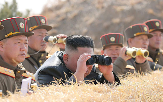 Kebijakan Kim Jong Un Cegah Covid, Tentara Diperintahkan Tembak Mati Warga China di Perbatasan