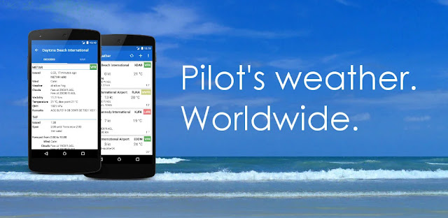 تنزيل Avia Weather - METAR & TAF تطبيق الأرصاد الجوية للطيارين