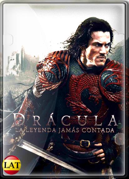 Drácula: La Leyenda Jamás Contada (2014) DVDRIP LATINO