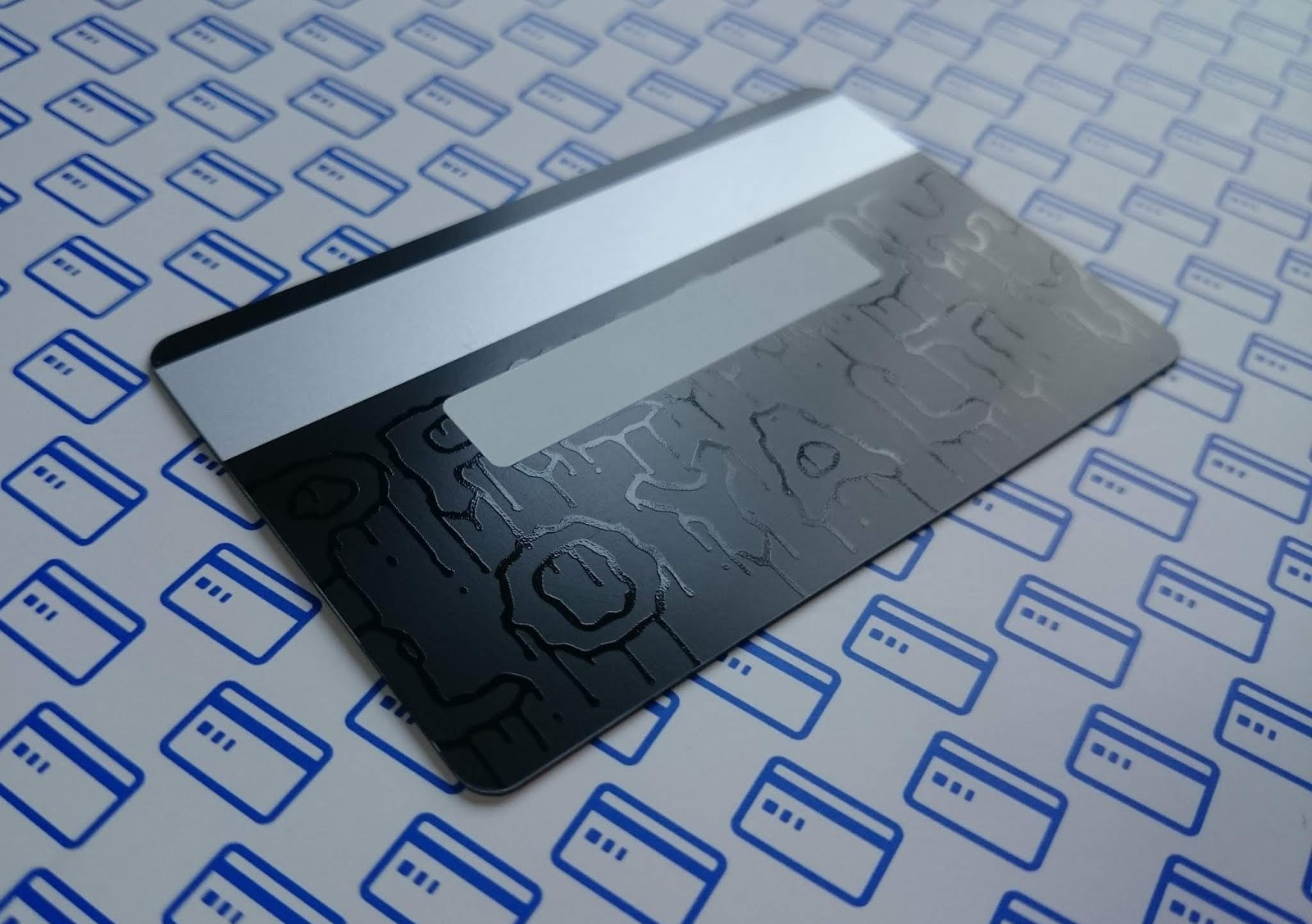 Kunststoff Visitenkarten In Verschiedenen Größen Formen