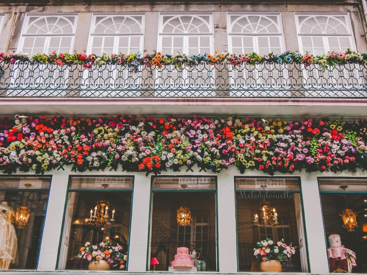 14 rua das flores-2  co zobaczyć w Porto w portugalii ciekawe miejsca musisz zobaczyć top miejsc w porto zabytki piękne uliczki miejsca godne zobaczenia blog podróżniczy portugalia melodylaniella