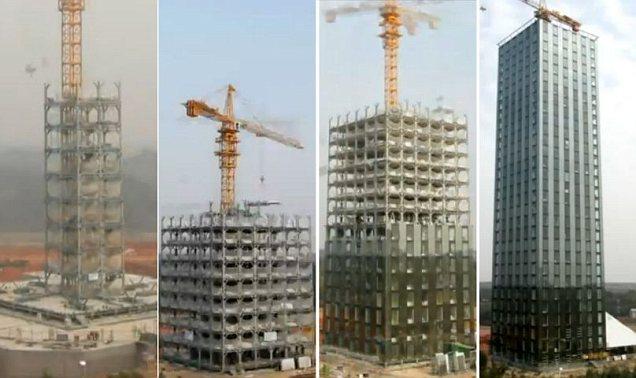 Gratte Ciel Et Architecture Quel Impact De La Crise Sur