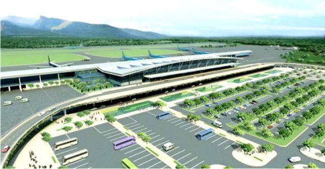 Lào Cai: Sẽ xây dựng Cảng hàng không quốc tế bằng nguồn vốn xã hội hóa