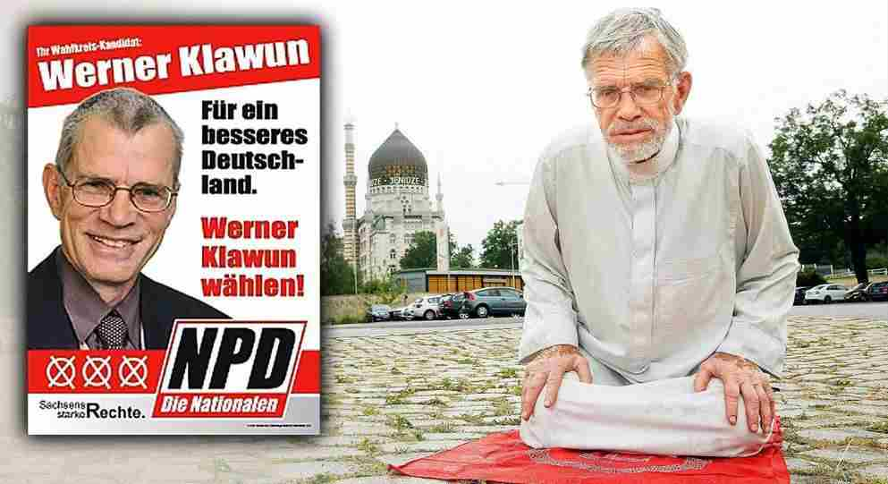 Former German Parlementarian Accepts Islam