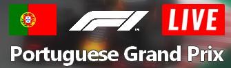Portuguese Grand Prixt LIVE STREAM streaming
