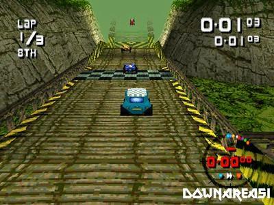 Circuit Breakers PSX Game Pitcure Screenshot