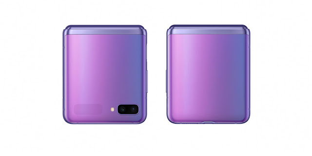 Samsung Galaxy Z Flip Closed fashion trendytech
