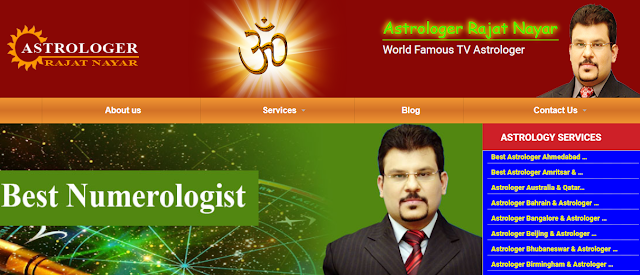 Rajat Nair is an Astrologer who world famous and well know by name in the field of Astrology. He provide his service as astrologer, numerologist & gemologist because of his Positive Approach towards Astrology. He has proved to be worlds leading Bollywood astrologer. Currently, he is one of the astrologer among the other online TV astrologer.