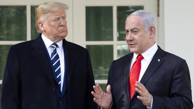 ردود الفعل العربية على خطة الشرق الأوسط غيرت خطوط الصراع