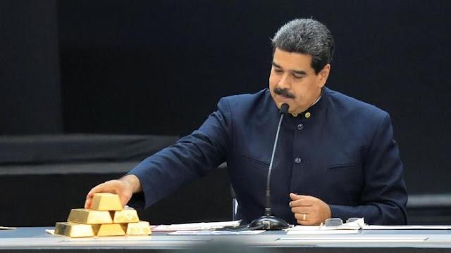 Venezuela Gigit Jari, Inggris Tolak Cairkan Emas Rp 14 T