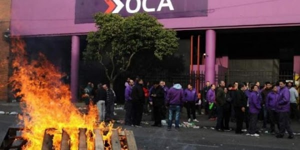La Justicia decretó la quiebra de OCA y hay preocupación en sus más de 7.000 trabajadores