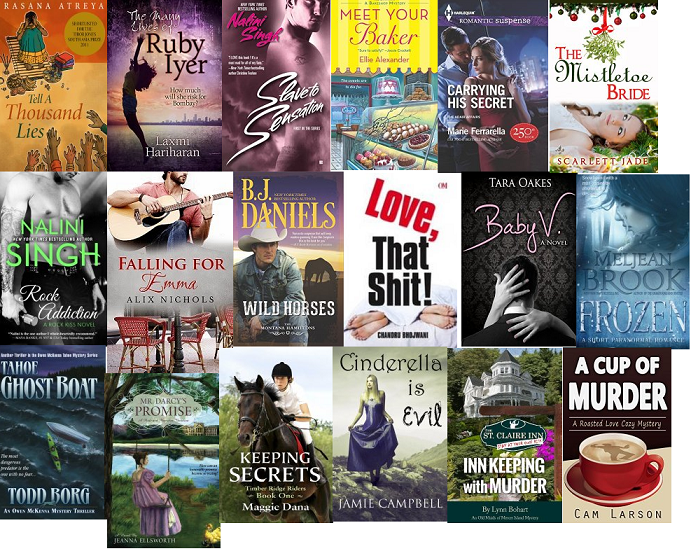 Stacking the Shelves #5 ~ Books added to my TBR