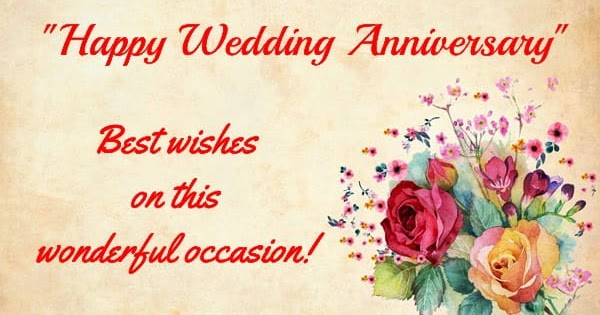 Wedding Anniversary For Friend Quotes Art Gallery