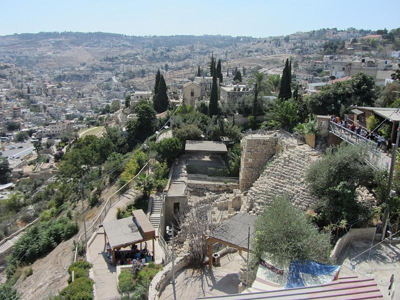 Huntsmans in the Holy Land