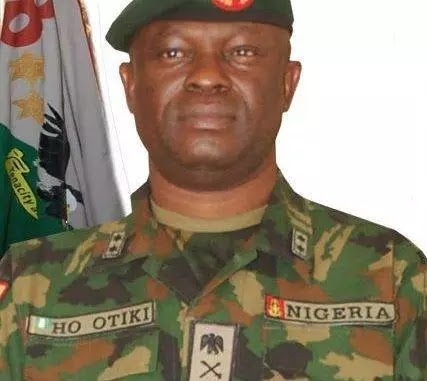 N400 million missed in Nigeria: So Terrible, The Top Army Commander Arrested, Investigations Ongoing