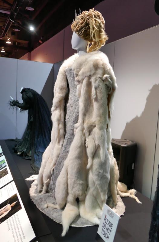 Tilda Swinton White Witch costume Narnia Lion Witch Wardrobe
