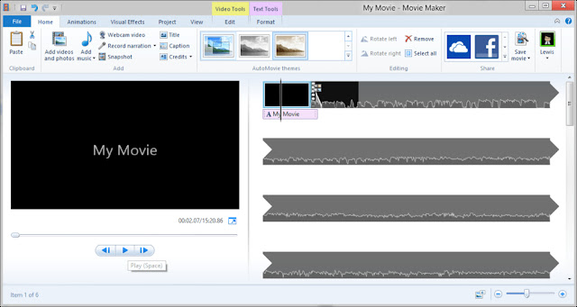 Windows Movie Maker: Free Video Editor From Microsoft