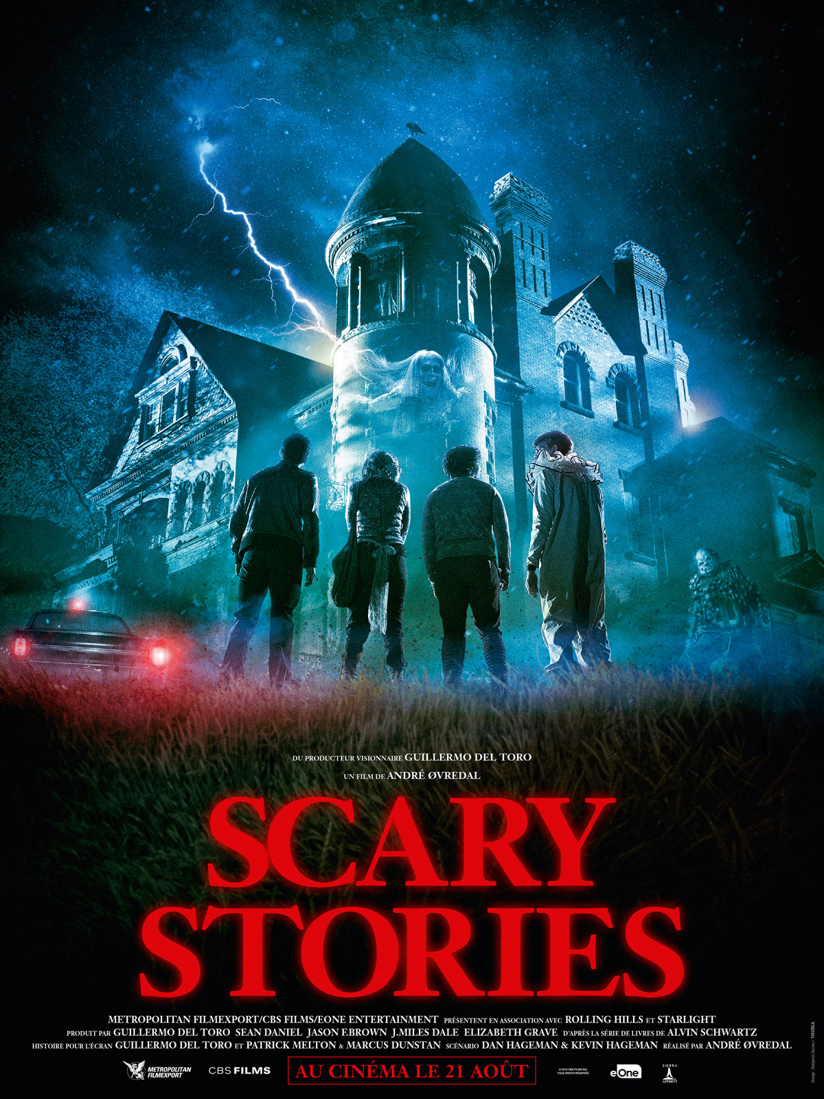 Films Fantastiques Com 2019 Scary Stories