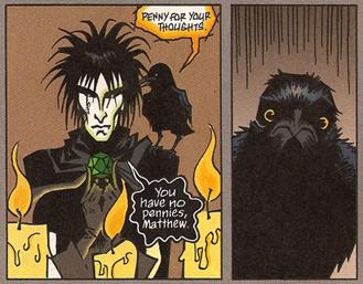Neil Gaiman lee El Cuervo de Edgar Allan Poe