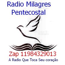 Ouvir agora Rádio Milagres Pentecostal - Tiradentes / SP