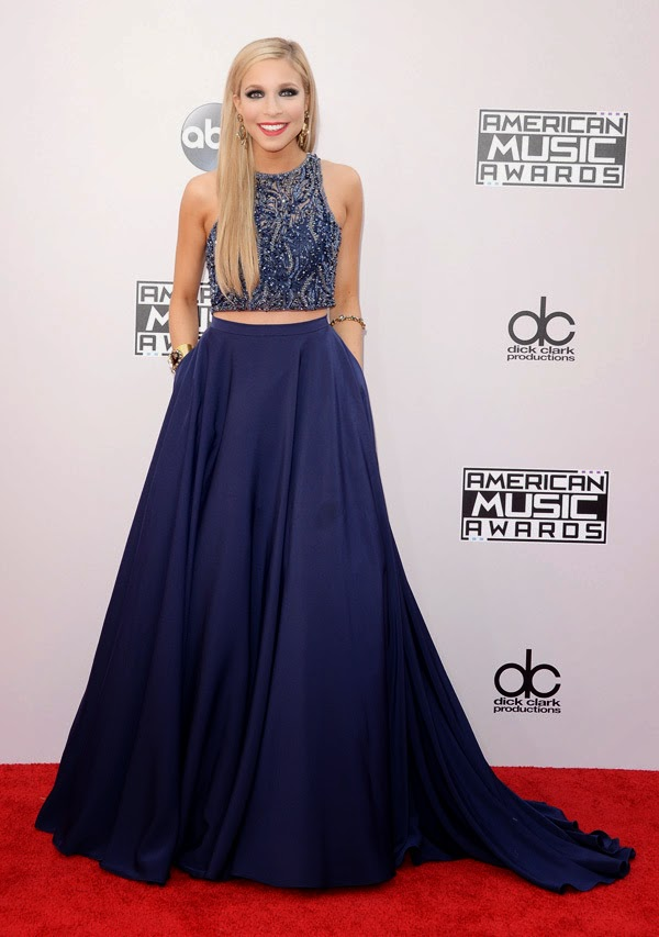 Best Dressed at the American Music Awards 2014