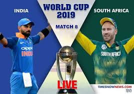 India v South Africa World Cup 2019