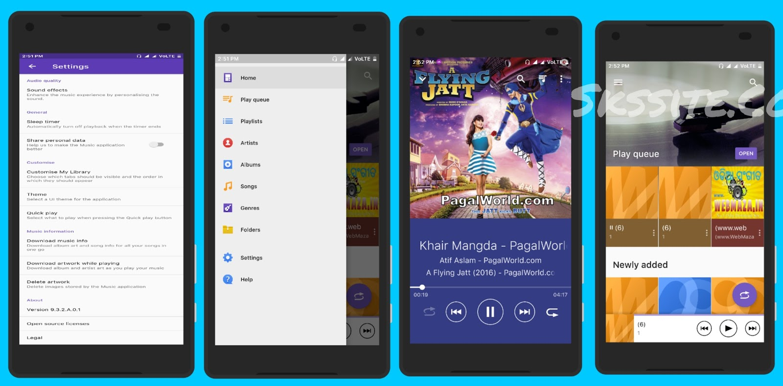 Sony music apk for miui