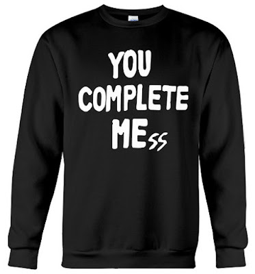 you complete mess shirt urban outfitters,  you complete me mess shirt,  you complete mess 5sos t shirt,  t shirt you complete mess,  you complete mess luke,  you complete mess meaning,