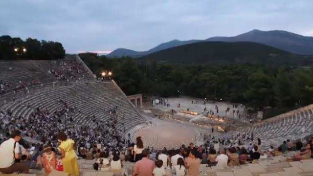 50 χιλιάδες θεατές παρακολούθησαν φέτος το Φεστιβάλ Αθηνών & Επιδαύρου