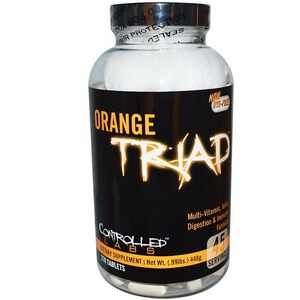 Controlled Labs - Orange Triad