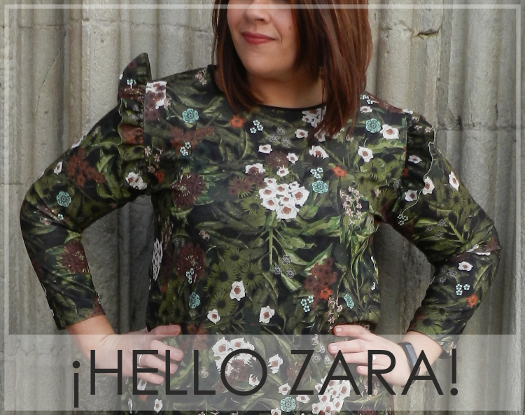 ¡HELLO ZARA! · Outfit