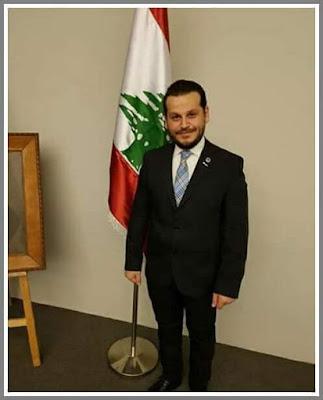 السفير ابراهيم المجزوب يغرد لاثقة بالحكومة اللبنانيه