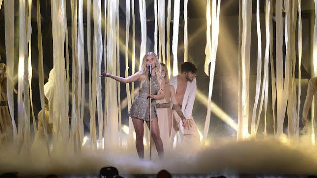 Lisa Ajax en el Melodifestivalen