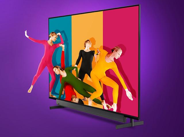 Motorola Launch 4K Smart TV 75inch