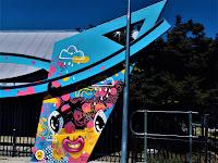 Conder Street Art | Happy Decay