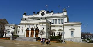 Sofía, Asamblea Nacional.