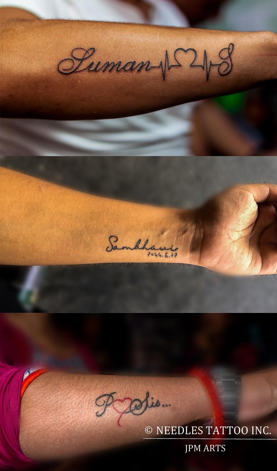 Jimmy Needles Tattoo Inc Needles Tattoo Work