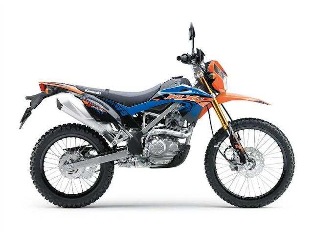 Daftar Lengkap Harga Motor Kawasaki KLX 150BF SE X-Treme
