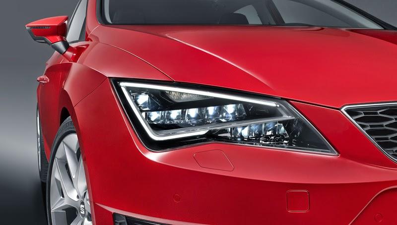 האופנה האופנתית רכב חדש למכירה מליסינג או יד שנייה : Seat Leon TG-75